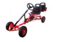 ACT Pedal go kart with two seats