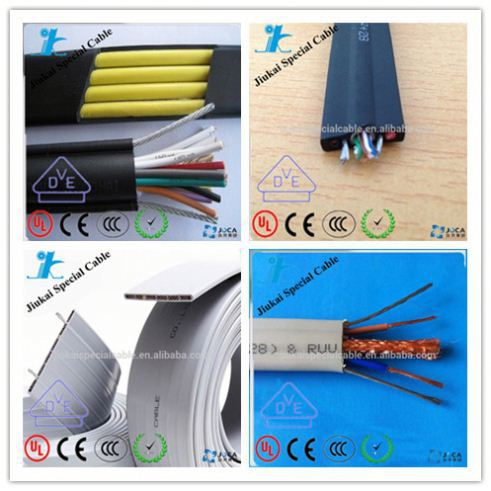 PVC sheathed 18x1.5mm lift cable elevator shoes for men