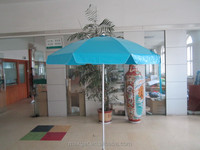 Windproof Cheap price Sun protection strong advertising promotion beach umbrellas