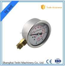 Made in China all stainless steel hydraulic digital pressure gauge
