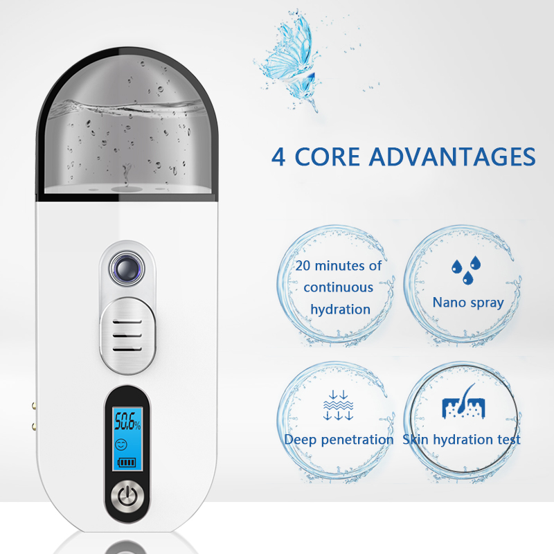 Hot Sale Fda Approved Home <strong>Beauty</strong> 2019 Private Label Face Steamer Machine