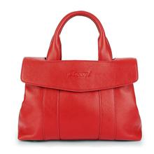 New design brand name ladies purse Fashion Designer genuine leather women handbag made in China