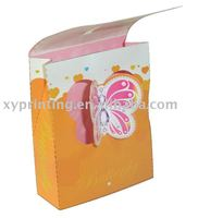 2013 new style gift box printing made in China