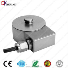 Circular plate type 50 ton compression load cell