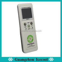 Blister or paper box packing Chunghop universal remote codes K-1038E Universal a/c remote control