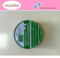 80g solid shoe wax,solid shoe cream polish,shoe balm