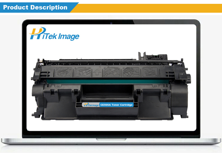 wholesale china premium Compatible HP 505A CE505X 05 05A CE505A Toner Cartridge