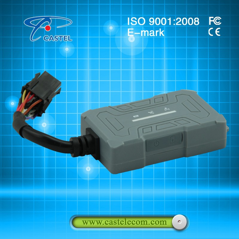 Mini Car Gps Tracker MPIP-619 Low Cost for Motorcycle and Car Tracking