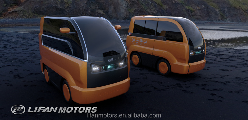Lifan 40km per hour Mini Electric Car