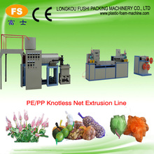 PP Stretch Packing Net Making Machine