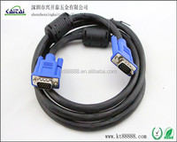 Standard 15Pin VGA Male to VGA Male Cable For TV Computer Monitor