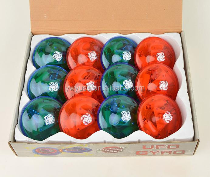 China Alibaba Toy spinning tops music light led spinning top