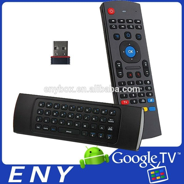 MX3 Smart Tv Wireless Keyboard and Air Mouse 2.4G Wireless