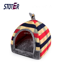 2018 cheap pet cat dog cave yurt bed house
