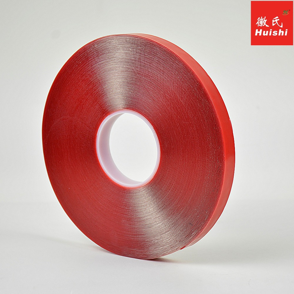 Weather Resistance Double Coated Acrylic Adhesive VHB Foam Tape