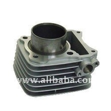 Engine Block for Motorcycle