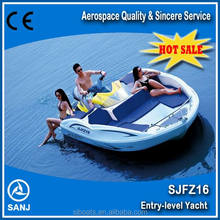 SANJPersonal watercraft motor boat partner 4 stroke 1800CC PWC waveboat Mate waverunner Jet Ski Powered Boats