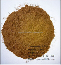 Defatted mealworm powder