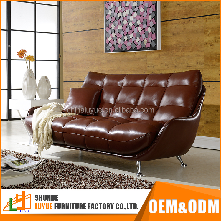 gold supplier modern style customized sofa furniture elegant clean white leather sofa