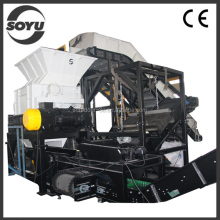 Used Tire Shredder/Tire Recycling Plant