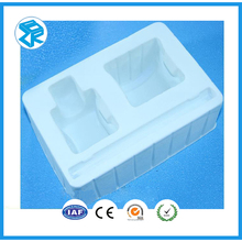 Multifunctional mobile case blister packaging long plastic tray extra large plastic tray for wholesales