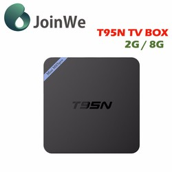 Best value Quad Core Android 5.1 TV Box T95N MINI M8S PRO With KODI 16.0 Fully Loaded 2GB 8GB T95n mini m8s pro