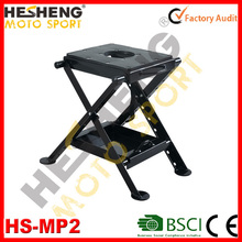 Jinhua heSheng Adjustable MX Lift Stand Motocross Special Motorcycle Helmet Stand Dirt Bike Lift Stand Trade Assurance MX2