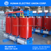 35kV Cast Resin Dry Type Transformer/ Cast coil Transformer