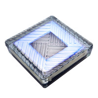 Environment Friendly Tempered Crystal Glass Led