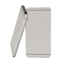shenzhen metal usb power bank smart power bank 4000mah ultra slim power ank charger for smartphone