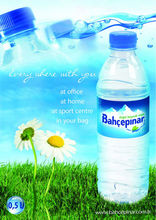 Bahcepinar Mineral Water 0.5 L
