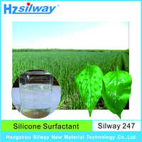Silway 247 Polyether Modified Silicone Oil silicone spray for agriculture CAS: 27306-78-1