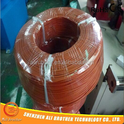Silicone Rubber Electrical Wire