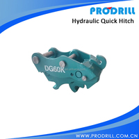 Hydraulic Quick Attach 3 Point Hitch for 33-45 Tons Excavator