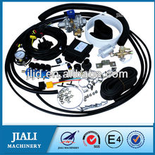 Hot selling Dual Fuel Cars cng conversion kits for JIA LI