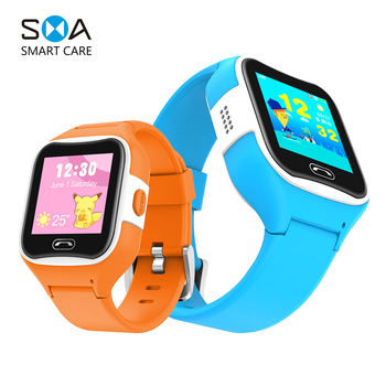 2.5M Location Accuracy GPS+GPRS+LBS+WIFI GSM Calling Smart GPS Kid Watch