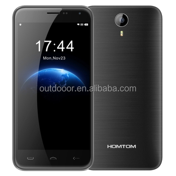 low price china mobile phone HOMTOM HT3 5 inch Android 5.1 smart phone MTK6580A Quad Core 1.3GHz RAM 1GB HOMTOM HT