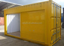 customized container garage modified shipping container house