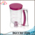 NBRSC Promotion Product Chicago Plastic Adjustable Metallic Cupcake Batter Dispenser with Measuring Label