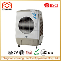 4500m3/h portable evaporative air cooler with 45l water tank capacity