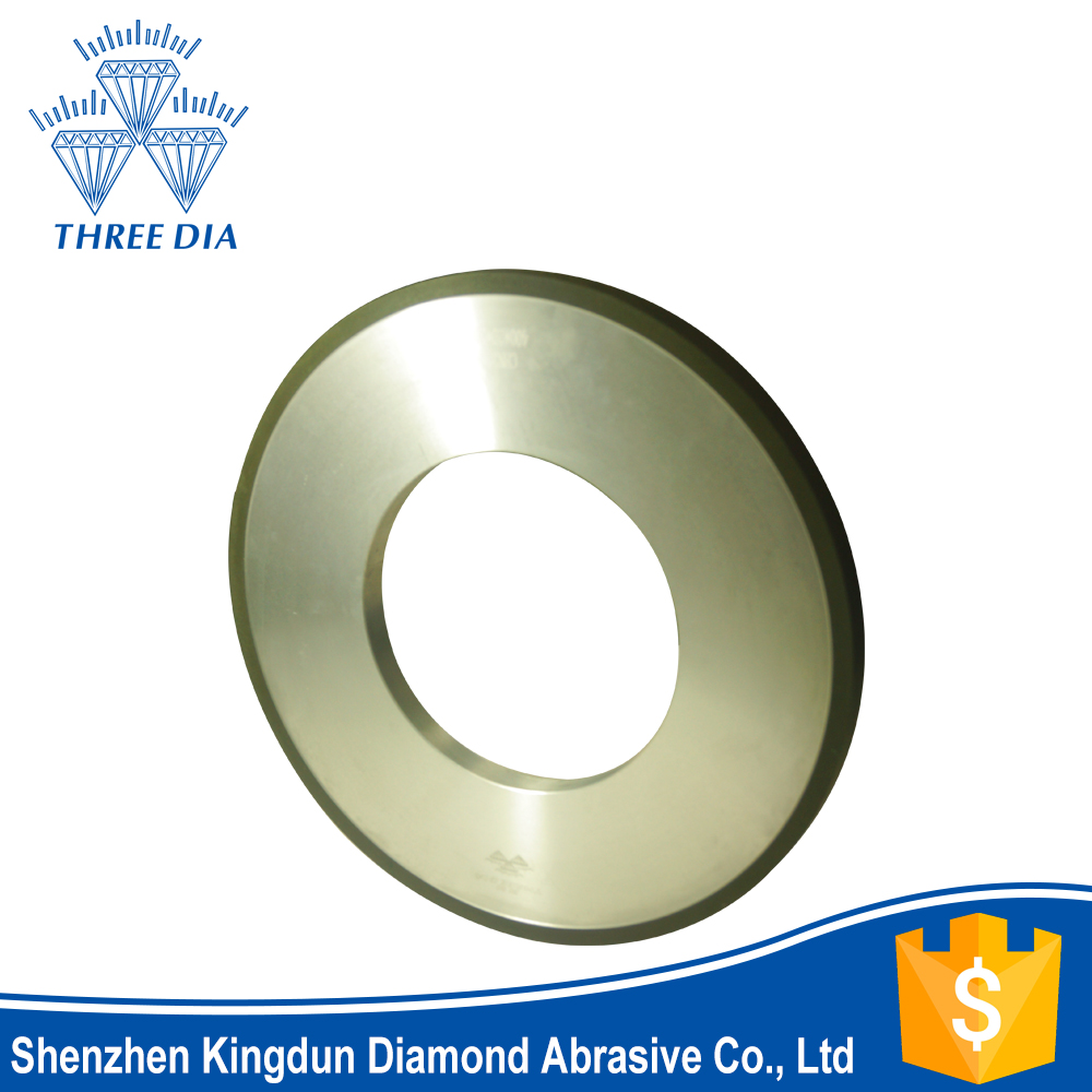 350mm diameter 1A1 resin bond CBN grinding wheel