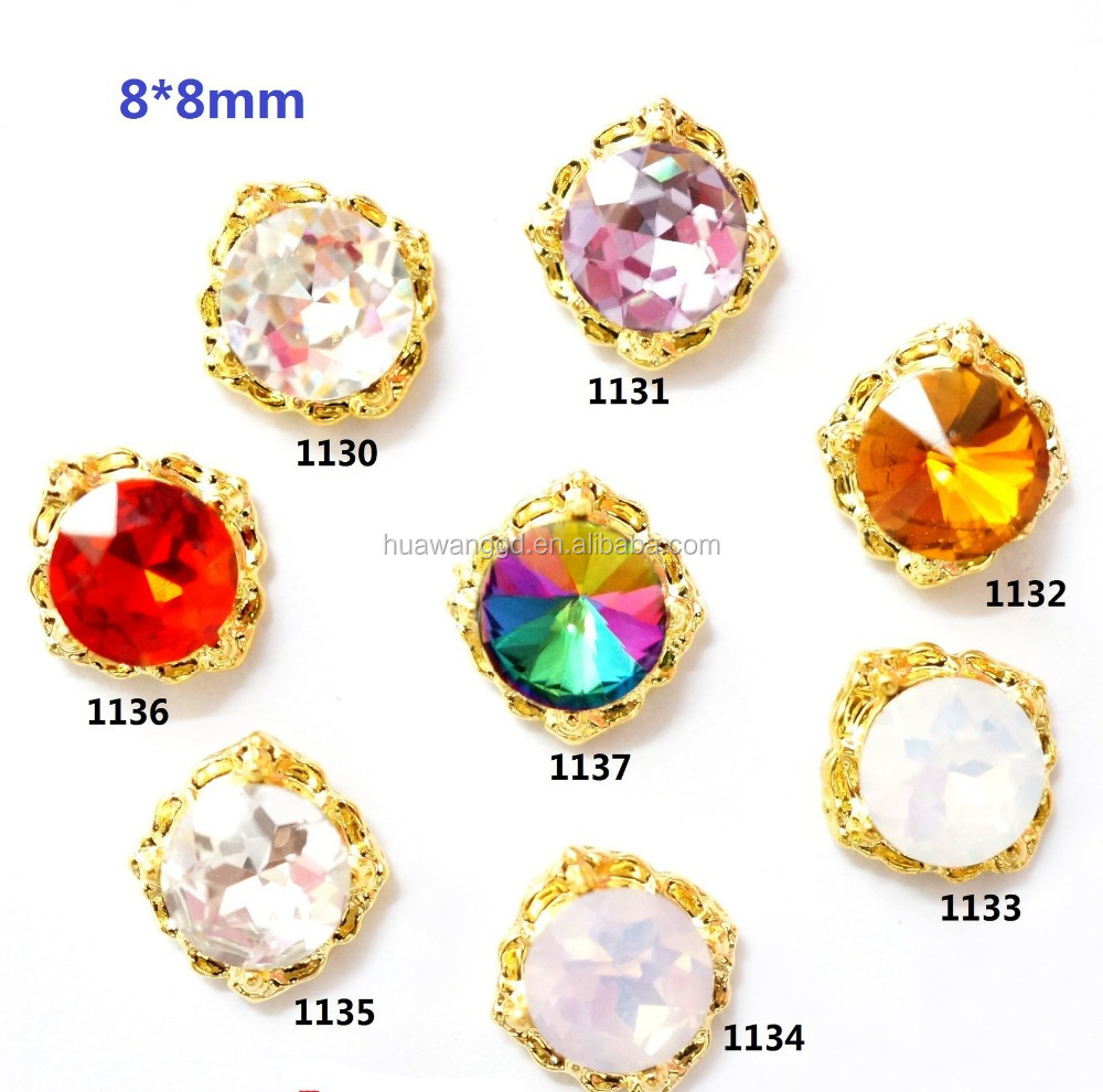 Wholesale crystal jewelry nails - Online Buy Best crystal jewelry ...