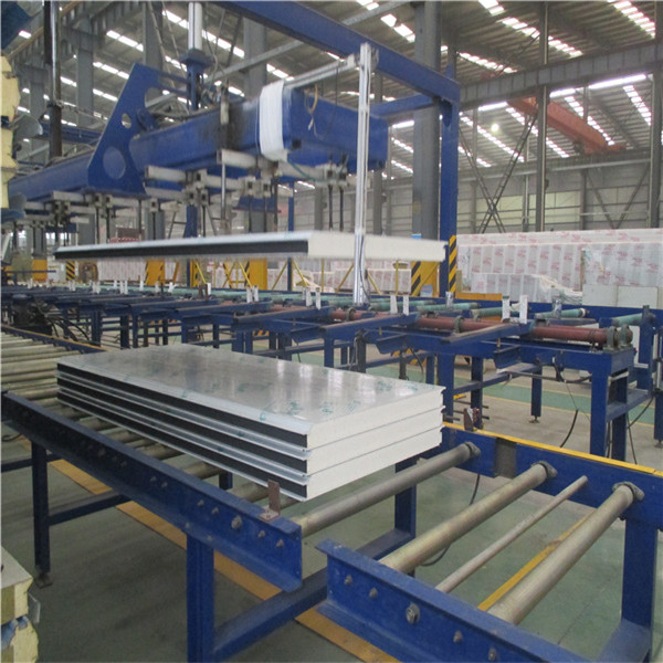 Fireproof soundproof waterproof heat insulation Polyurethane(PU) Sandwich Panels