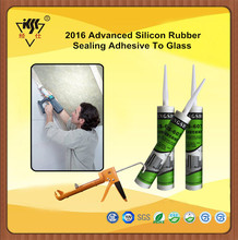 Advanced Silicon Rubber Sealing Adhesive To Glass