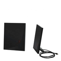Top selling 60 Miles Range HDTV digital flat Indoor TV antenna
