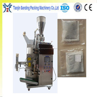 Manufacture of string label outer envelope tea packing machine