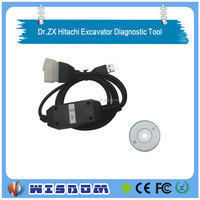 Dr.ZX Hitachi Excavator Diagnostic Tool V2011A scanner