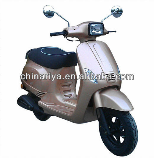 2015 new vespa Retro motorcycle/scooter 50CC EEC COC 45km/h 25KM/H