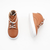 Child Young Models Correct Leather Infant Custom Shoes