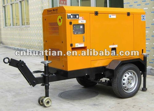 200A to 600A Diesel Welding Machine Generator